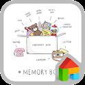 memory box dodol theme icon