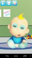 Screenshot of Talking Cute Baby