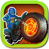 3D Crazy Moto Running Free