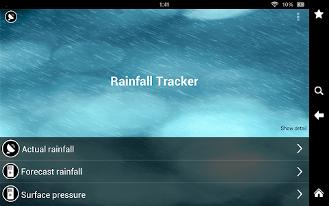Rainfall Tracker screenshot 8