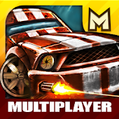 App Road Warrior Best Racing Game version 2015 APK