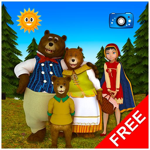 みんな見つけて:物語と伝説-子供向け教育ゲ 教育 App LOGO-APP試玩