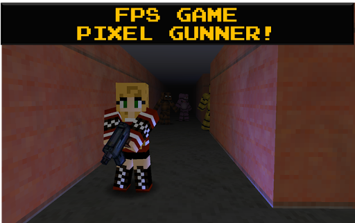 Pixel Gunner cheat screenshots 1