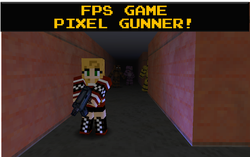 Pixel Gunner Screenshot