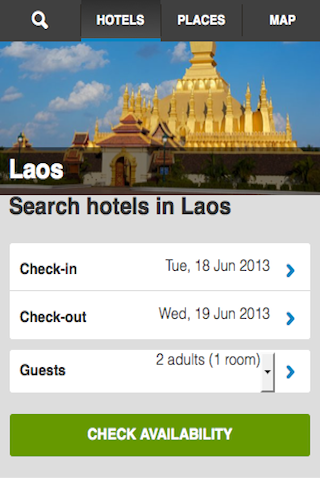 Laos Hotels Booking Cheap