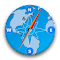 Travel Compass 1.6 Apk
