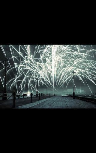 Magic Fireworks Live Wallpaper