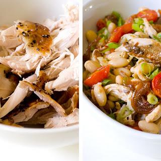 Best-Ever Salad for Leftover Meats.