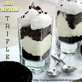 Oreo Cheesecake Trifles (Throwback Thursdays).