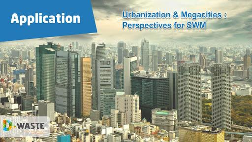 Urbanization Megacities SWM
