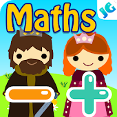 Kingdom Maths: maths kids game