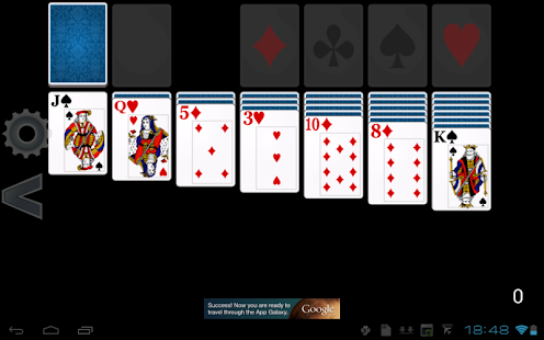 Klondike Solitaire HD - screenshot thumbnail