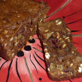 Holiday Fruit & Nut Cake.