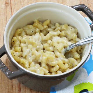 Quick and Easy Macaroni and Cheese.  Diana Rattray