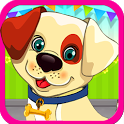 Puppy Care Games for Girls icon