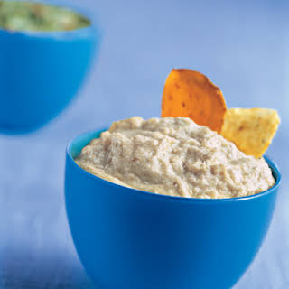 Spicy Hot Artichoke Dip.
