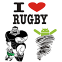 RugbyNut Donate logo