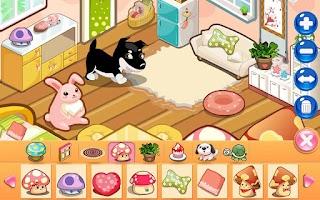 Screenshot of Mushroom House Design