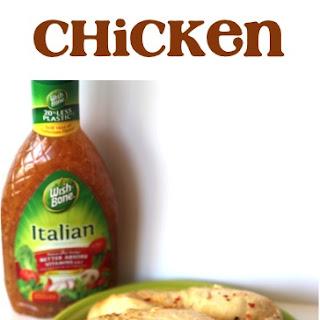Easy Crockpot Italian Chicken Recipe!.