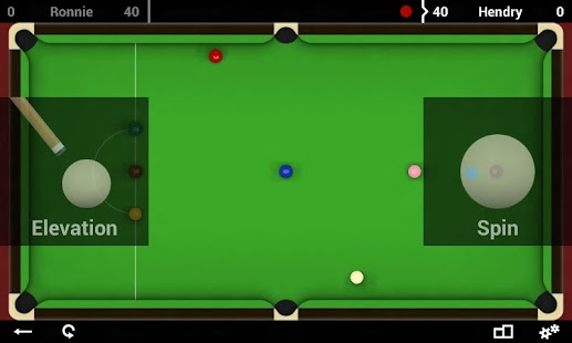 Total Snooker Paid- screenshot thumbnail