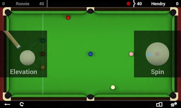 Toral Snooker