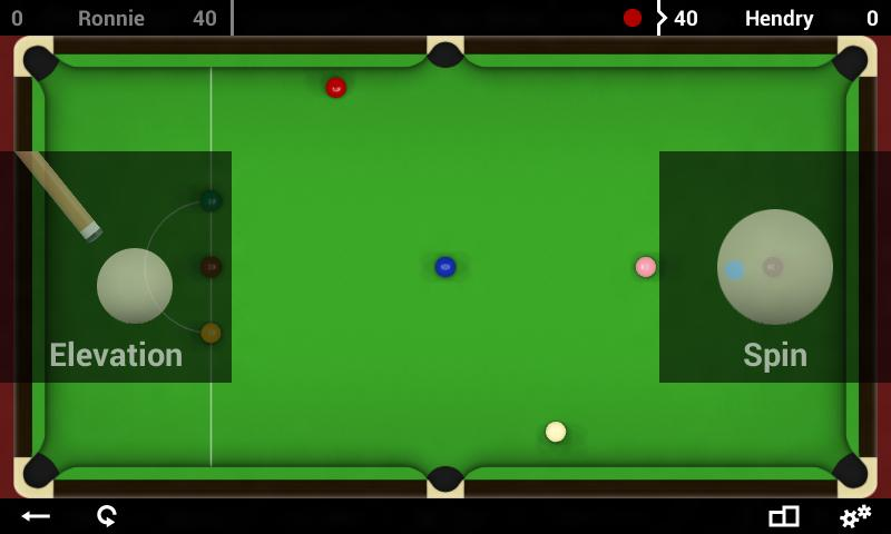 Total Snooker - screenshot