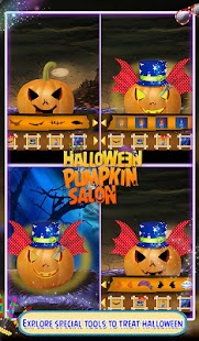Halloween Pumpkin Salon- screenshot thumbnail