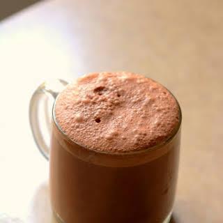 Hot Almond Milk Drinks Recipes.
