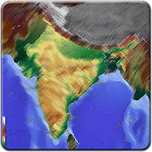 Geography of India - Hindi
