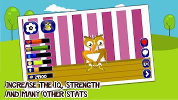 Screenshot of My Little Virtual Pet
