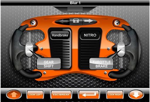 USB Racing Wheel .me1