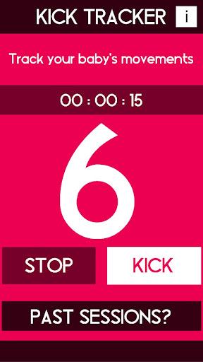 Pregnancy Kick Tracker