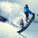 Snowboard Live Wallpaper icon