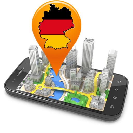 Karten und Navigations 3D