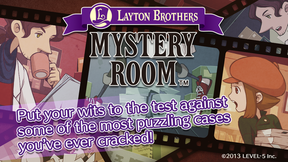 LAYTON BROTHERS MYSTERY ROOM - screenshot