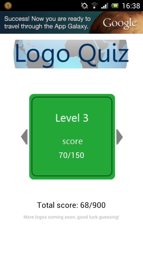 World Logo Quiz - screenshot
