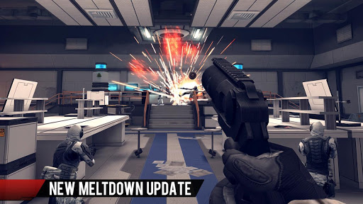 Modern Combat 4: Zero Hour 1.1.0 apk +data