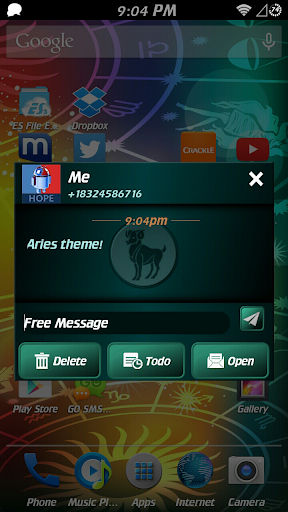 GO Launcher EX Theme -Miku- APK - DownloadAtoZ