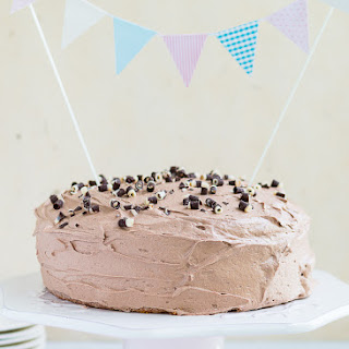 Egg Free Vanilla Cake