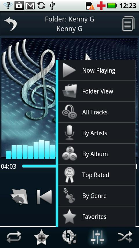 Euphony Music PlayerTrial SALE - screenshot