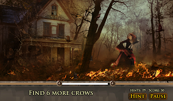 Screenshot of Hidden Object - Haunted Places