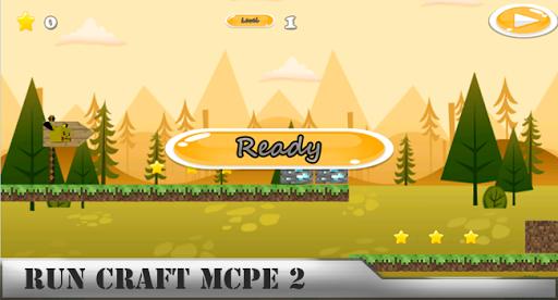Mine Run Craft Mcpe 2