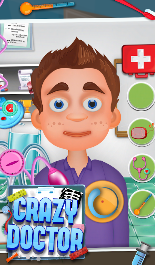 Crazy Doctor- screenshot