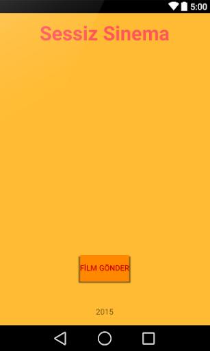 Film Gönder Sessiz Sinema