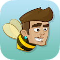 Flying Beeber icon