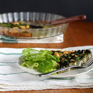 Kale And White Bean Tortilla