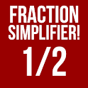 Fraction Simplifier! logo