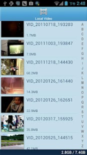 HD Video Player - screenshot thumbnail