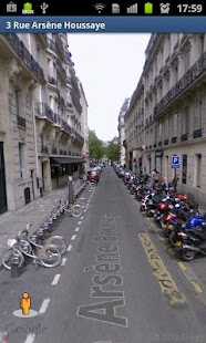 Paris by bike - screenshot thumbnail