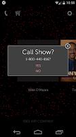 Screenshot of Mike O'Meara Show